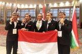 Siswa Indonesia raih 4 perak di Olimpiade Biologi Internasional