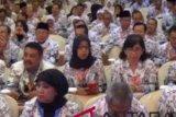 Lantik YPLP dan DKGI Inhu, Ini Amanat Ketua PGRI Riau