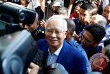 Mantan PM Malaysia Najib Razak didakwa terima suap