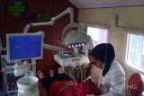 Ada pengobatan gratis dari KAI di Gandrungmangu, Cilacap (VIDEO)