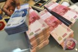 Kurs rupiah Kamis sore menguat tajam, didorong stimulus pemerintah ditengah wabah corona