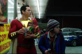 Trailer film Shazam!, yang pertama dirilis