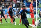 Umtiti bawa Prancis ke final Piala Dunia