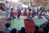 BUMN HADIR - 23 peserta SMN Kalteng mengunjungi Sanggar Anak Alam
