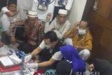 Jelang wukuf, CJH asal Palembang periksa kesehatan