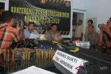 PNS pemilik senjata api terancam hukuman mati