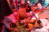 Menjelang Idul Adha harga sayur mayur naik di Pasaman Barat