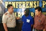Polres jerat pasal penipuan anggota KPK gadungan