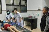 Seorang pemancing di Palangka Raya ditemukan tewas di parit