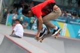 Indonesia tambah dua medali di skateboard