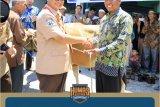 Berkurban, Gubernur Sumbang 2 Sapi di Tarakan