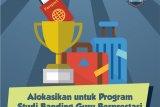 Alokasikan untuk Program Studi Banding Guru Berprestasi