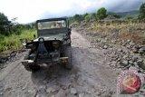 Jeep wisata dilarang melintas di jalan raya