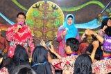 BUMN Hadir - Siswa Yogyakarta diajari prinsip Huma Betang Kalteng