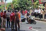 Tabrak pemotor hingga tewas, pengemudi Mercedes jalani rekonstruksi