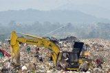 Pembuangan sampah di TPA Piyungan terhambat