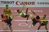 Asian Games (Sepak Takraw) - Indonesia harus kalahkan Vietnam jika ingin medali