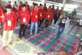 BUMN HADIR - SMN Kepri antusias saat kunjungi Sanggar Didi Nini Thowok