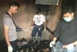 Tragis! Bayi 4 bulan dan orang tuanya tewas terbakar di camp PT AGU