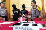 Dua pelaku jambret karyawati Jamkrindo yang ditangkap, ternyata masih remaja