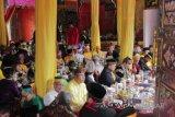 Penobatan Raja Pagaruyung dihadiri raja-raja nusantara