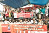 Masyarakat diimbau jaga Yogyakarta tetap kondusif menjelang Pemilu 2019