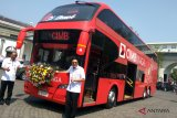 Bank CIMB serahkan bus wisata ke Pemkot Semarang