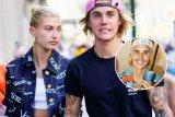 Justin kenalkan istri baru melalui pertunjukan dadakan
