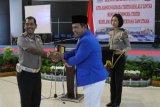 Korlantas Polri sosialisasikan keselamatan berlalulintas di Universitas Tadulako