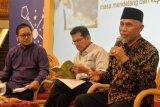 Biografi wali kota Padang dibedah di Internasional Book Fair