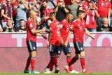 Bangkit dari ketertinggalan,  Muenchen bekuk Leverkusen 3-1