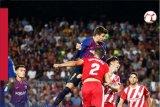 10 pemain Barca ditahan imbang Girona 2-2