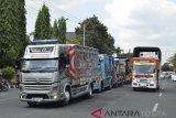 Heboh, 200 peserta ramaikan kontes modifikasi Jogjakarta Truck Festival