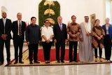 Jokowi pilih Erick Thohir ketua timses
