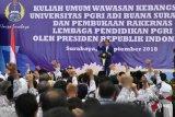 Jokowi: presiden disuruh loncat namanya gila bro