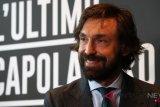 Andrea Pirlo gantikan Sarri sebagai pelatih baru Juventus