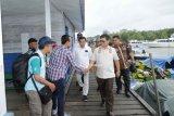 Ketika Gubernur Kaltara Jajal Tapal Batas Indonesia-Malaysia (2)