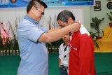 Lepas Kontingen Pesparani, Gubernur Tegaskan Pentingnya Kerukunan Umat Beragama