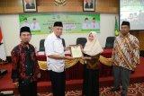 Wagub Lepas Kontingen Kaltara untuk MTQ Nasional ke-27