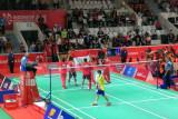 Asian Para Games - Bulu tangkis beregu putra persembahkan emas pertama Indonesia