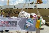 KM Lambelu angkut bantuan korban tsunami Sulteng