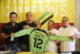 Sriwijaya FC beli jersey Ferry Rotinsulu