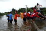 Tanggap darurat banjir Pasaman Barat tujuh hari
