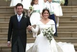 Istana Buckingham mengumumkan kehamilan Putri Eugenie