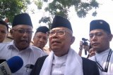 Ma'ruf Amin: kampanye santun dongkrak elektabilitas