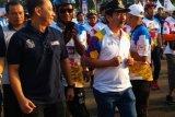 Wali Kota ajak masyarakat Bandarlampung berolahraga