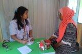 Klinik KA berikan pelayanan kesehatan gratis bagi warga di jalur rel dan stasiun
