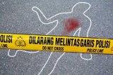 Satu dari tiga pelajar tewas usai menabrak truk
