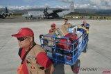 Angkatan udara RI-AS berlatih keterampilan tanggap bencana