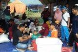 BPKAD Parigi Moutong sedikan 4.000 nasi bungkus untuk pengungsi